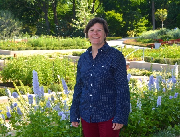 Wegley Wins Award For Gardening Prowess Dallas Arboretum