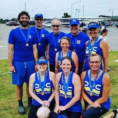Mixed Masters wins gold