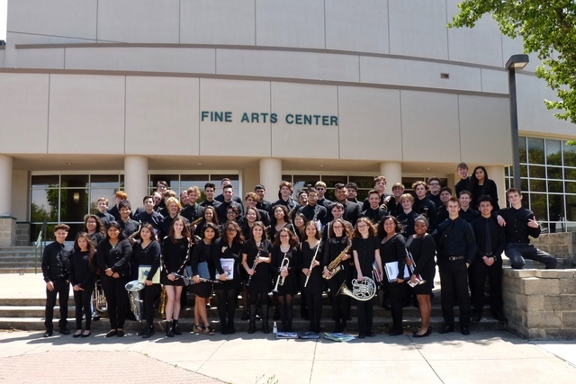 The Woodrow Wildcat Band Makes History and Takes Top Honors at UIL